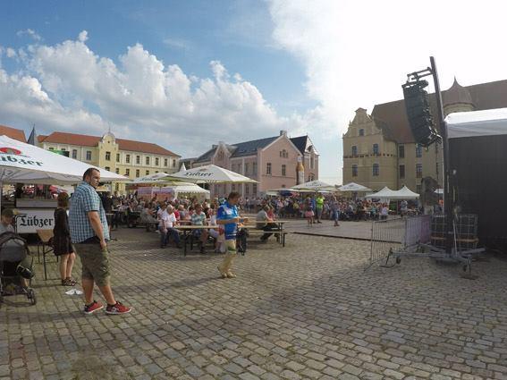 Stadtfest in Bützow