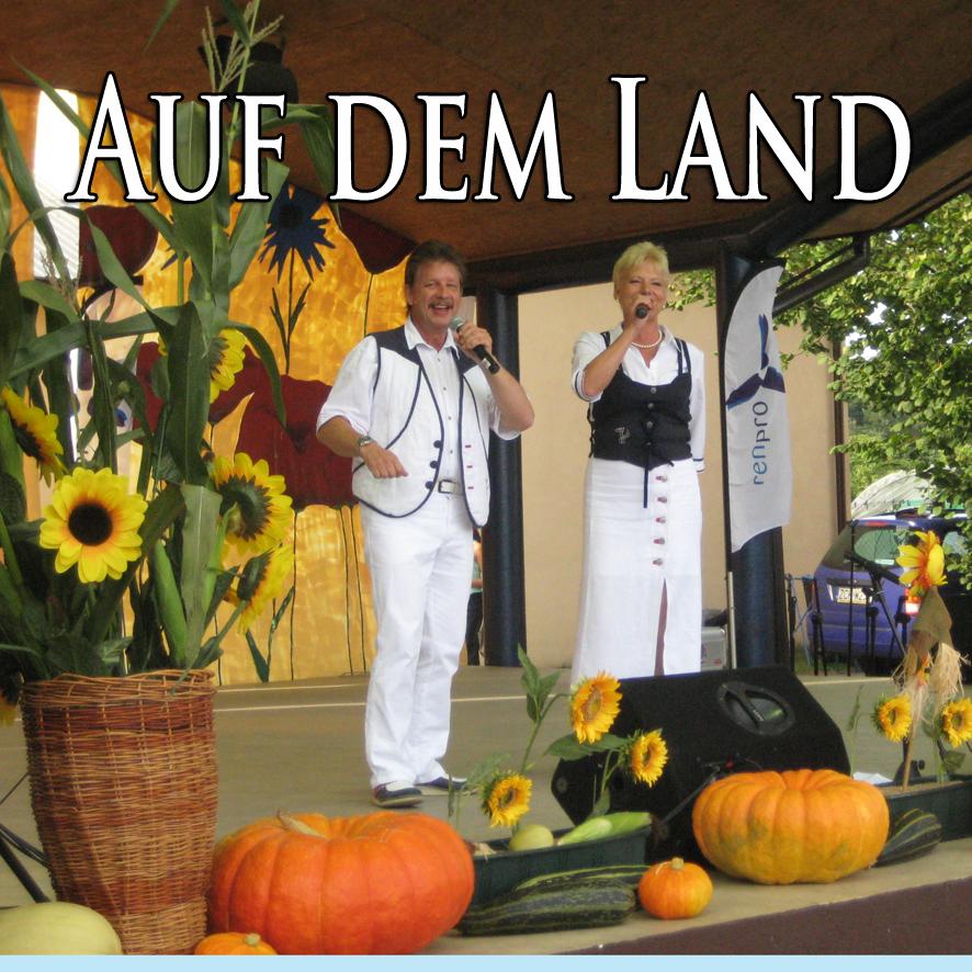 Cover Auf dem Land Volksmusikduo Jo & Josephine