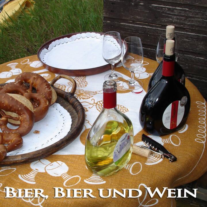Cover Bier, Bier und Wein vom Volksmusikduo Jo & Josephine aus der Kategorie Sauflieder