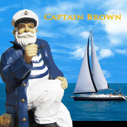 Gesangsduo Jo & Josephine Cover Titel Captain Brown