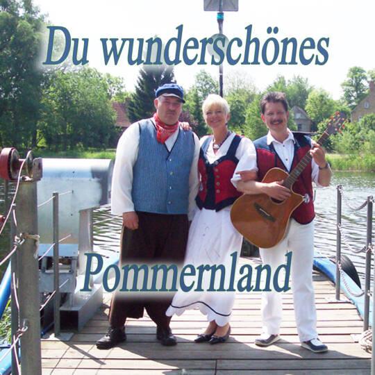 Cover Du wunderschönes Pommernland (neues Pommernlied) Volksmusikduo Jo & Josephine
