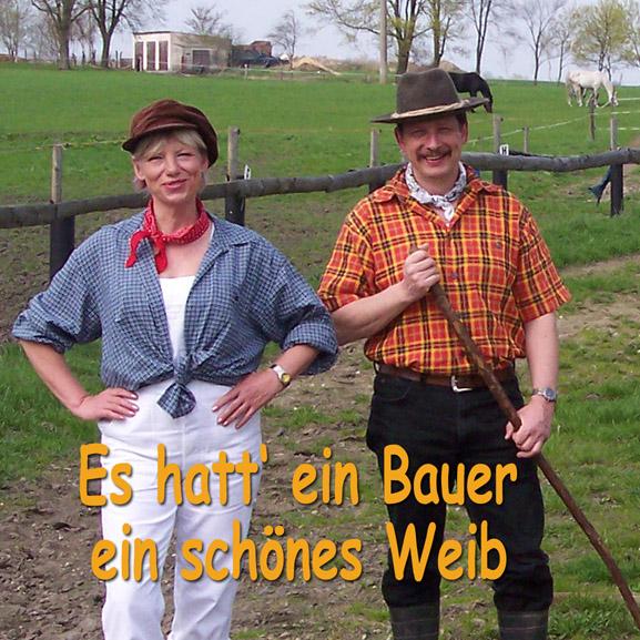 Volkslieder Cover Es hat ein Bauer