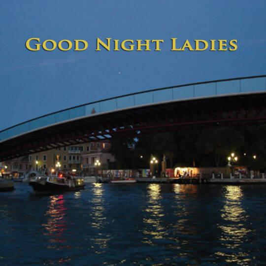 Cover Good night Ladies Gesangsduo Jo & Josephine
