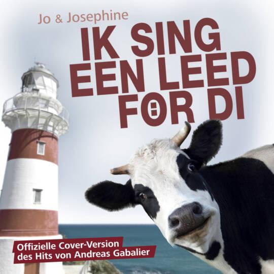 I sing a Liad für di cover der plattdeutschen Bearbeitung