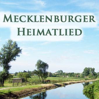 Cover Mecklenburglied Wo die gruenen Wiesen Volksmusikduo Jo & Josephine