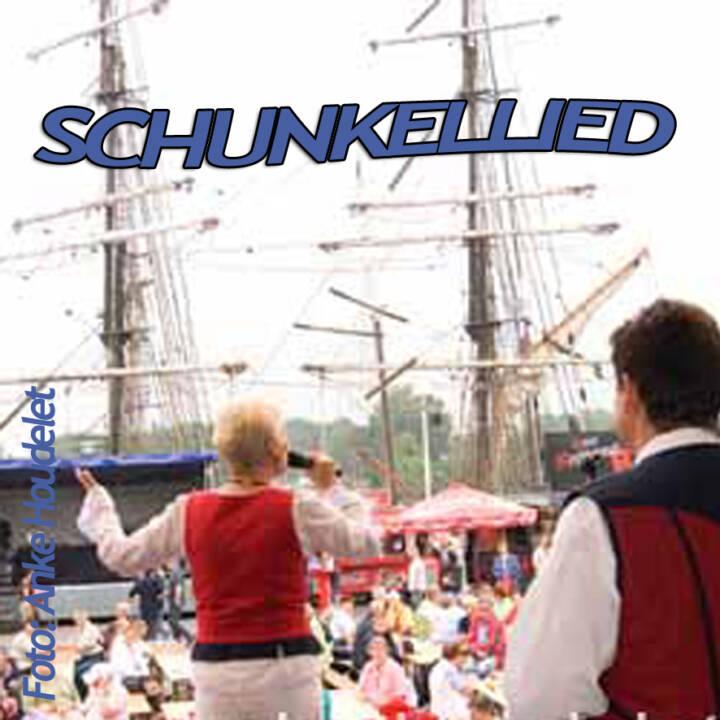 Cover Schunkellied lustige Musik Gesangsduo Jo & Josephine beim Auftritt
