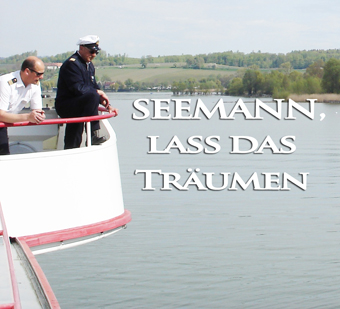 Cover Seemann lass das Träumen Gesangsduo Jo & Josephine
