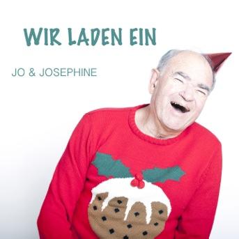 Cover Wir laden ein Volksmusikduo Jo & Josephine