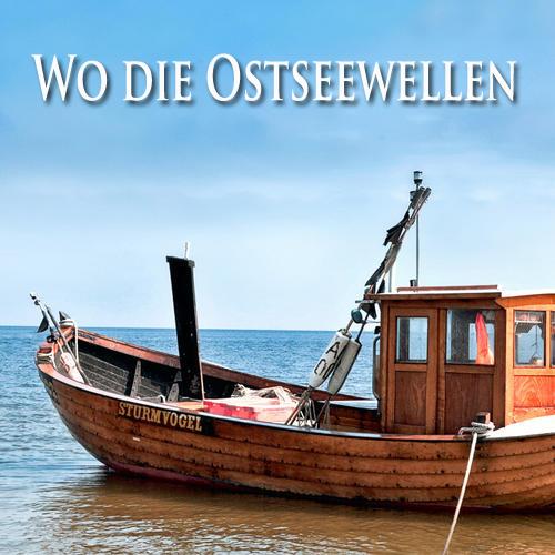 Cover Wo die Ostseewellen Gesangsduo Jo & Josephine