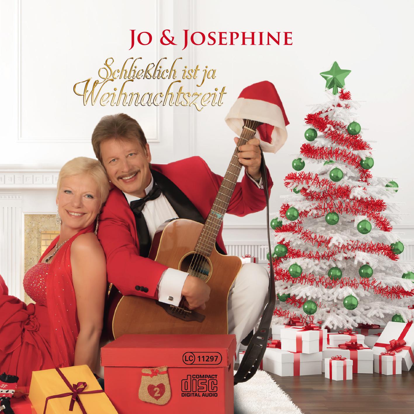 Bekannte und neue Weihnachtslieder von Jo & Josephine
