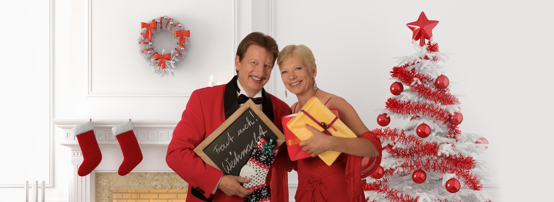 Jo & Josephine weihnachtlich