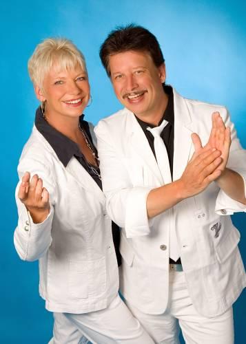 Sänger und Entertainer Jo & Josephine