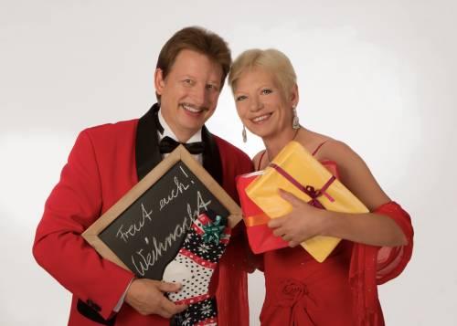 Weihnachtsshow mit Jo & Josephine