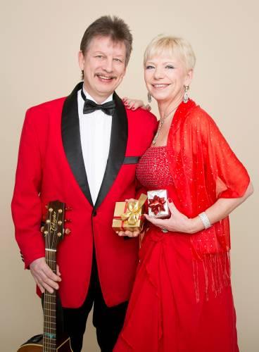 Weihnachtslieder mit Jo & Josephine