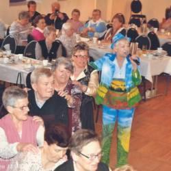 Frühlingsfest in Gnoien mit Senioren