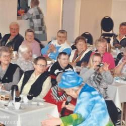 Frühlingsfest mit Senioren