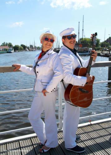 Seemannslieder und Shanties mit Jo & Josephine