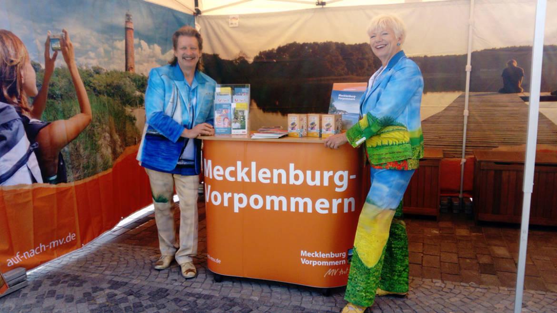 Mecklenburg-Vorpommern Tag in Rostock