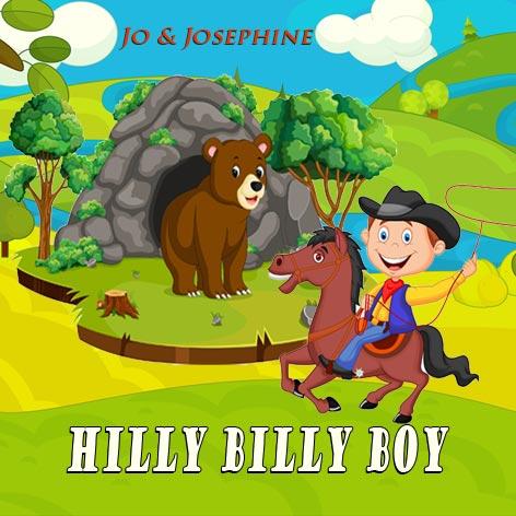 Bewegungslieder Grundschule Cover Hily Billy Boy