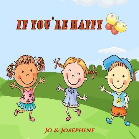 Kinderlieder englisch Cover If you're happy