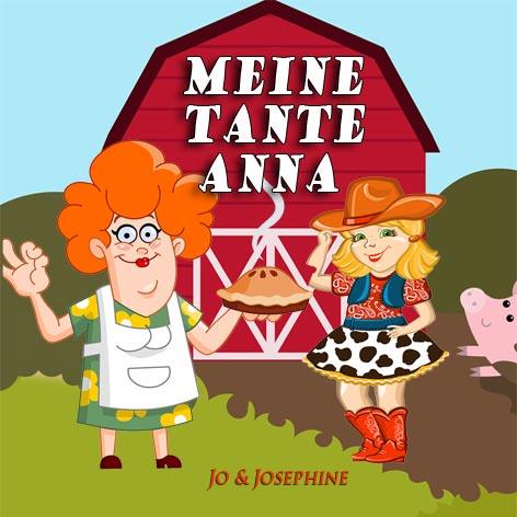 Beliebtes Kinderlied Cover Meine Tante Anna