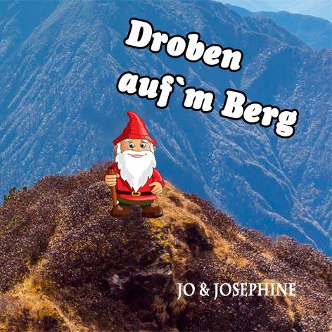 Oktoberfestmusik Coverbild Droben aufm Berg