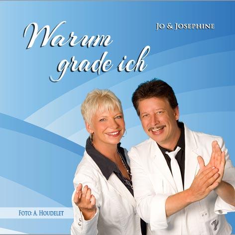Cover Warum gerade ich Schlagerduo Jo & Josephine