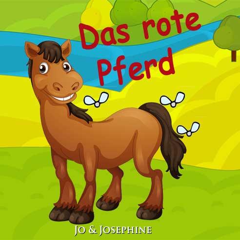 Kinderlieder Kindergarten Cover Rotes Pferd