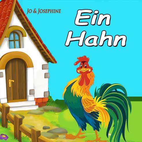 Lustige Kinderlieder Ein Hahn Cover