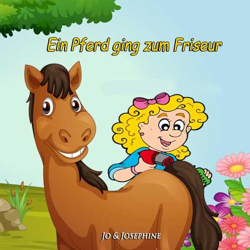 Cover Ein Pferd ging zum Friseur Kinder Lieder