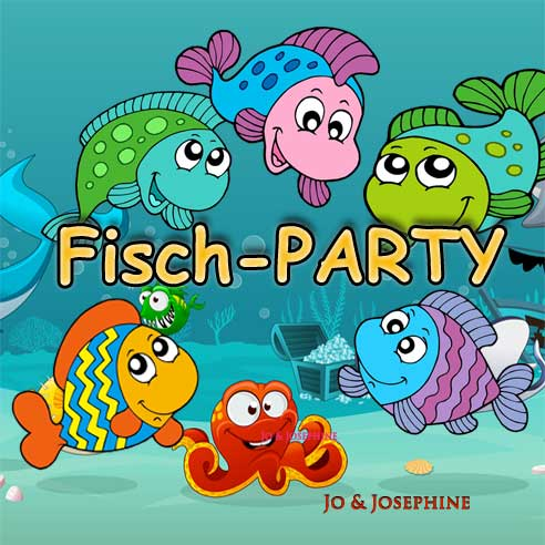 Kinderlieder deutsch Cover Fischparty