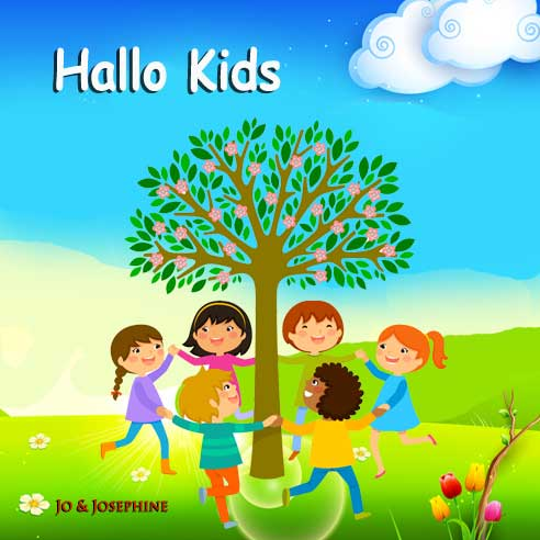 Kinder Songs Cover Hallo Kids