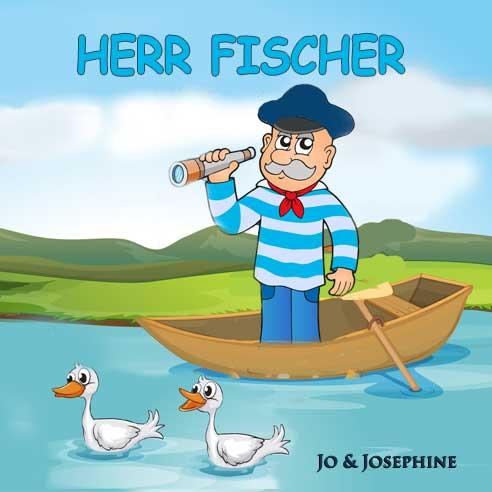 Cover Kinder Karaoke Herr Fischer