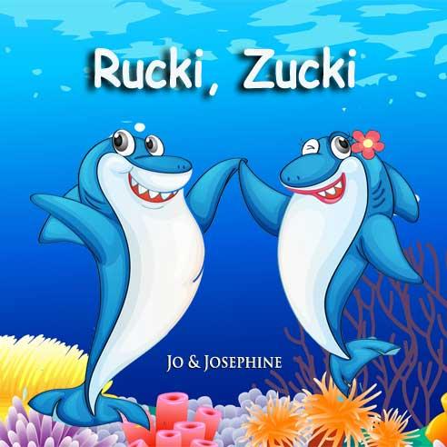 Cover Rucki Zucki Bewegungslieder Kindergarten
