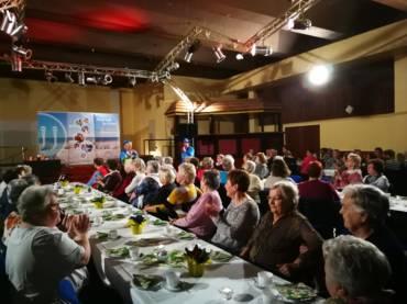 Frauentagsfeier in Malchin