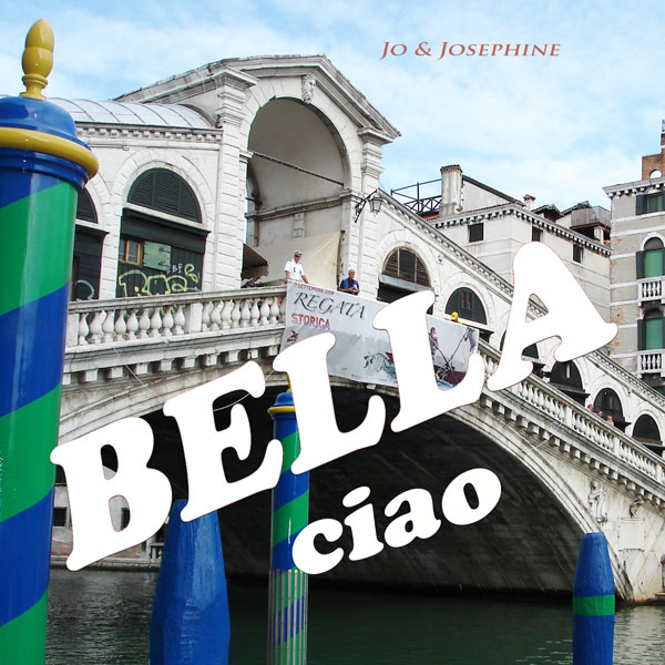 Schlager Bella Ciao CD-Cover