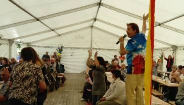 Erntefest in MV – Ritzerow feierte