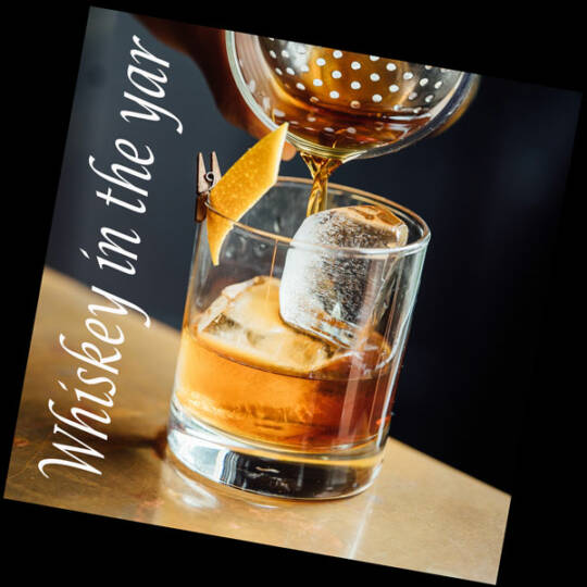 Shanty Whiskey in the jar Cover