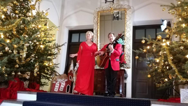 Weihnachtslied als Videoclip