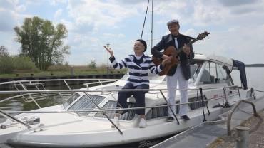 Musikclip fürs TV aus Heringsdorf