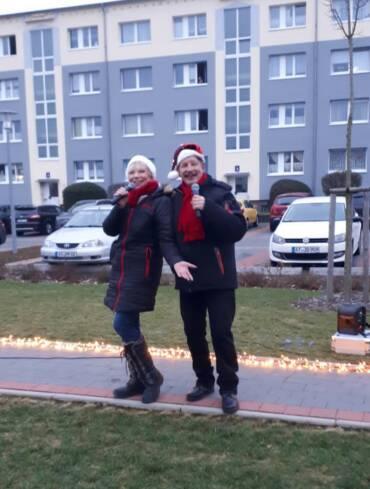 Weihnacht in Altentreptow 2020
